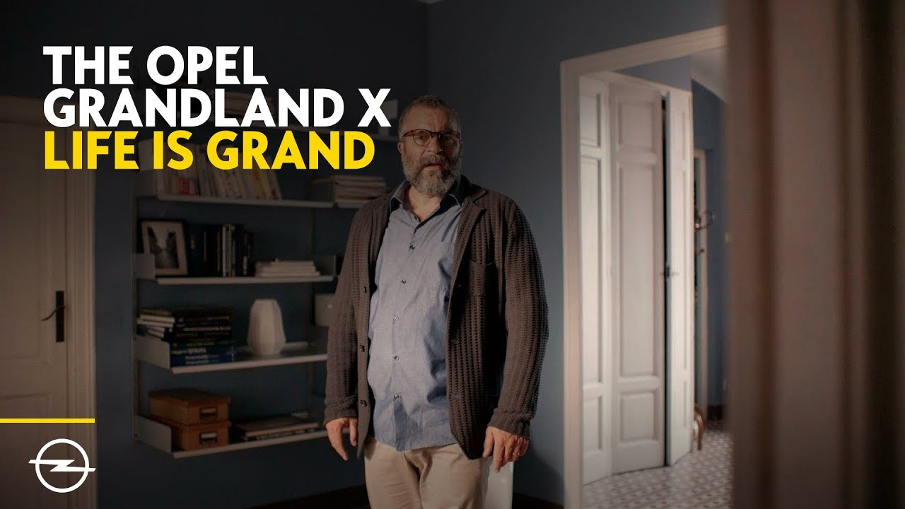 The Opel Grandland X: Life is Grand