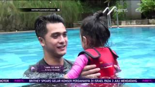 Video Ricky Harun Sempatkan Ajarkan Sang Buah Hati Berenang Disela Kesibukannya MP3, 3GP, MP4, WEBM, AVI, FLV Oktober 2017