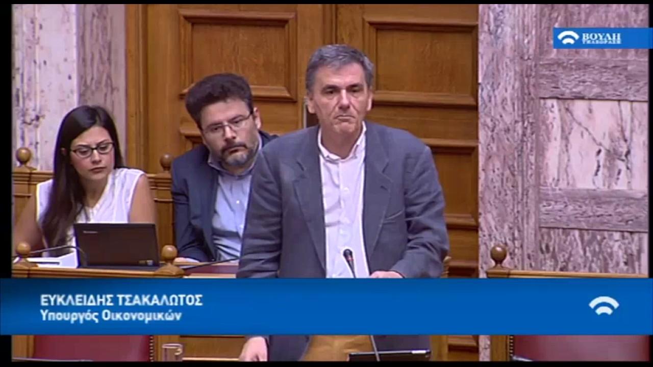 Ευ. Τσακαλώτος για Ελληνικό: Δεν μπορεί να υπάρξει αυστηρό χρονοδιάγραμμα