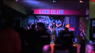 Video FAMMA - Sacred Lies /Live Club Humenné 27.09.2014/