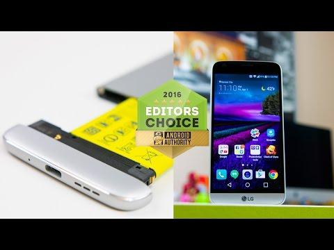 LG G5 Review!