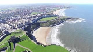 South Shields United Kingdom  city images : DJI Phantom 3 pro Sunderland, south shields UK part 1