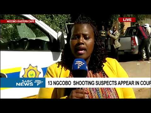 UPDATE: 13 eNgcobo suspects appear in court