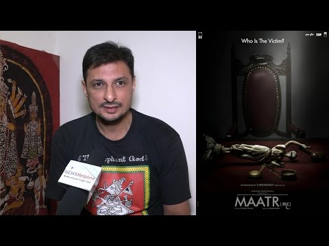 Excusive Interview With Rushad Rana For Film Maatr