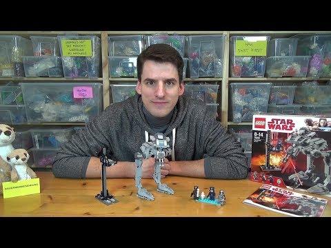 Der LEGO® 75201 AT-ST ist das schlechteste Star Wars Set aller Zeiten