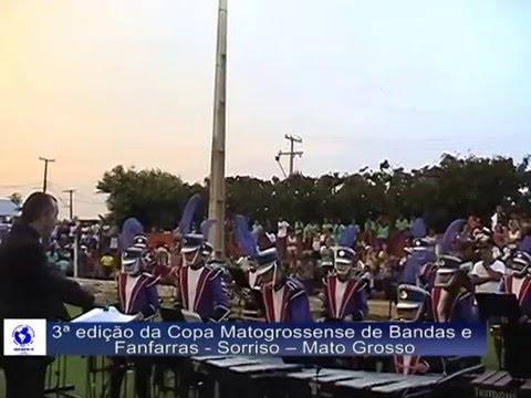 Campeonato em Sorriso   MT   Fanfarra Parigot de Souza   Inácio Martins