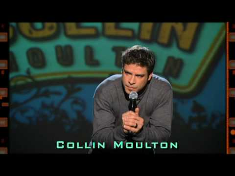 Collin Moultin LOL Comedy Festival Series at www.lolcomedy.tv