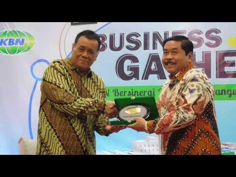 Business Gathering PT KBN Persero
