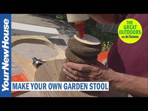 Great Outdoors Project: Garden Stool (#5746)