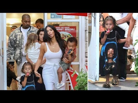 Kim Kardashian And The Family Celebrate Nori's 4th Birthday