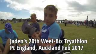 My 20th Weet-Bix Tryathlon