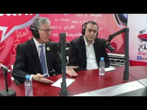 هادشي اللي تعلم وزير الصحة، الحسين الوردي، من الراحل المنجرة !