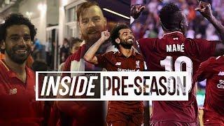 Video Inside Pre-Season: Liverpool 2-1 Man City   Salah, Sheamus and Trevor Noah in New Jersey MP3, 3GP, MP4, WEBM, AVI, FLV Desember 2018