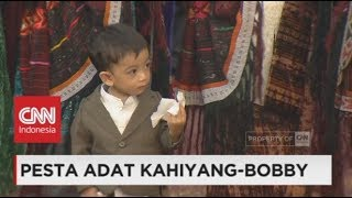 Video Jan Ethes Cucu Jokowi Lucu dan Menggemaskan di Pesta Adat Bobby - Kahiyang MP3, 3GP, MP4, WEBM, AVI, FLV Desember 2018