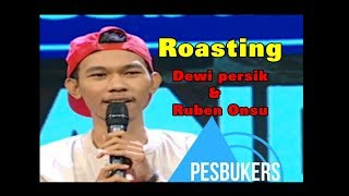 Video Cemen Roasting Dewi persik & Ruben Onsu ( Stand Up ) MP3, 3GP, MP4, WEBM, AVI, FLV Januari 2019
