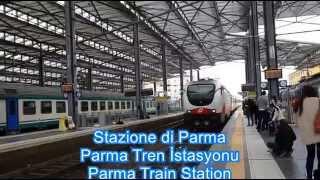 Parma Italy  city photo : Parma Italy/Parma Train Station-Garibaldi Square