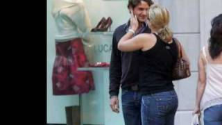 Roger Federer loves Mirka,she´s his girldfriend since 8 years ago,this video is a love story.