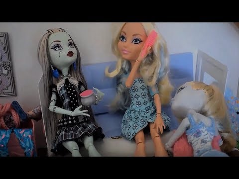 Monster High/Ever After High - You're my drama Episode 1
