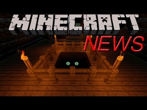 Minecraft News: Halloween Mob (Witch), Player Skulls, Horses VS Pigs, & More!