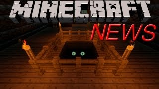 Minecraft News: Halloween Mob (Witch), Player Skulls, Horses VS Pigs,&More!