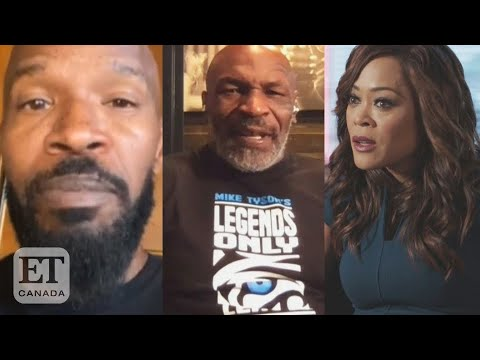 Robin Givens Concerned About Mike Tyson Biopic