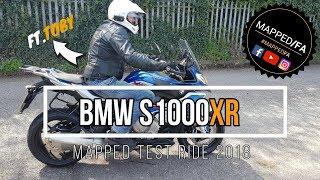 4. MAPPED - 2018 BMW S1000XR - Test Ride