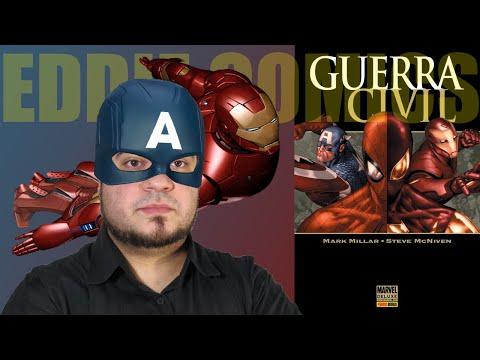 Eddie Comics #04 - Guerra Civil - Review - Video71.Com