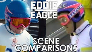 Nonton Eddie the Eagle (2016) - scene comparisons Film Subtitle Indonesia Streaming Movie Download