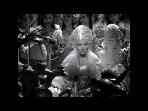 L'Impératrice rouge/The Scarlet Empress de Josef von Sternberg (1934)