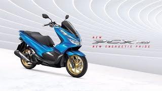 5. New Honda PCX150 (2019) – New Energetic Pride