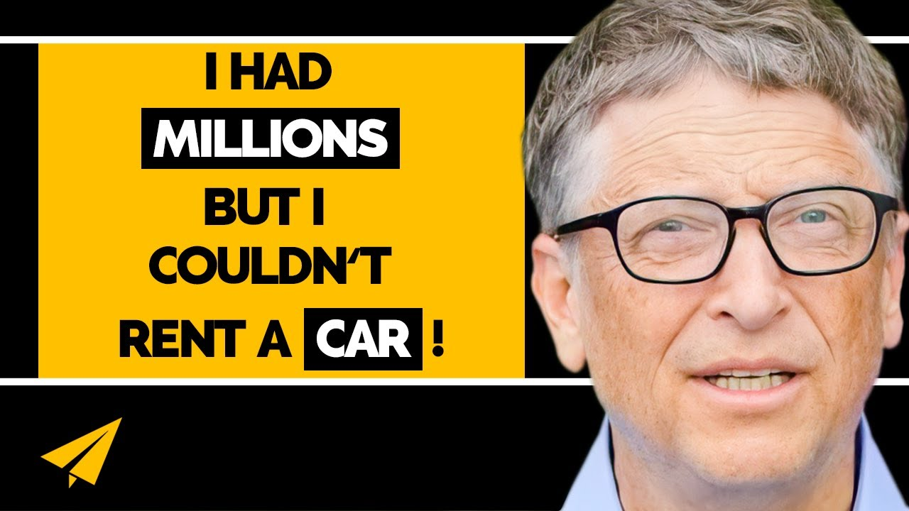 Bill Gates's Top 10 Rules For Entrepreneurship, Business and Success)