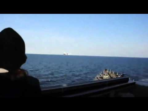 Russian Figher Jets Fly Dangerously Close To US Navy
