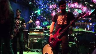 Video Conquestio - Fear (new song) live