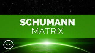 "Purchase Audio MP3: https://sellfy.com/p/K60y/Schumann Matrix - All 6 Earth Tones Simultaneously - Binaural Beats - Meditation MusicMagnetic Minds:This video contains the Earths Vibrational Frequency (Schumann Resonance) in a 6-Tone Sound Spectrum.The Schumann Frequencies are extremely beneficial for Grounding, Stability, and a General Sense of ""Well-Being"". The Schumann Resonance naturally occurs on the Earth in a frequency spectrum starting at 7.83 Hz and ending at 39 Hz.The following frequencies are contained in this video:7.8 HzBinaural BeatsSchumann Resonance14 HzBinaural BeatsSchumann Resonance20 HzBinaural BeatsSchumann Resonance26 HzBinaural BeatsSchumann Resonance33 Hz Binaural BeatsSchumann Resonance39 HzBinaural BeatsSchumann ResonanceIf you enjoy this video, please Like and Subscribe for weekly updates.===== General Questions =====Q. What are Binaural Beats?""Binaural Beats"" is a term given to playing one sound frequency in one ear, and another sound frequency in the opposite ear, creating a two-tone effect in the mid-brain that is actually perceived to be one tone. This causes an ""Entrainment"" effect in the brain that has a variety of results depending on the frequency. Q. What are Binaural Beats good for?Lots of things. Meditation, Relaxation, Stress Relief, Deeper Sleep, Pain Relief, Mind Expansion, Brain Hemisphere Synchronization, and the list goes on and on. Pretty much any element of the Mind / Body complex can be improved using Binaural Beats, which again is just Brainwave Entrainment. Q. Do Binaural Beats Actually Work?Indeed. Many scientific studies (especially as of late) have conclusive research on Brainwave Entrainment and it's effects. Q. Must I wear headphones for these videos? You don't have to use headphones, but the Binaural effect is increased if you do. Q. Do I need to close my eyes while listening to this?No, although you'll find closing your eyes will generally lead to a deeper, more profound state while listening.If you enjoy this video, please Like and Subscribe for weekly updates."