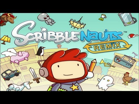 scribblenauts remix ios download