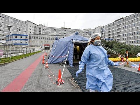 COVID-19: Πάνω από 4.000 οι νεκροί παγκοσμίως – «Κόκκινη ζώνη» όλη η Ιταλία…