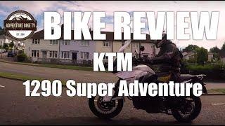 Graham reviews the KTM Super Adventure