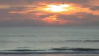 New Smyrna Beach (FL) United States  city photos gallery : New Smyrna Beach, FL USA July 8, 2009 East Coast Sunrise with Florida Breakz remix