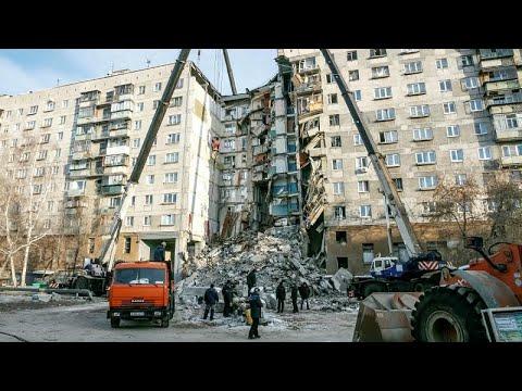 Ρωσία: Αυξάνονται τα θύματα από την έκρηξη φυσικού αερίου…