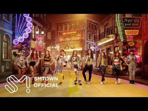 Girls' Generation 소녀시대 'I GOT A BOY' MV