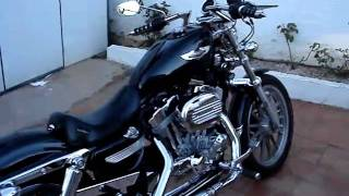 10. Harley Davidson Sportster XL 883 - 2004