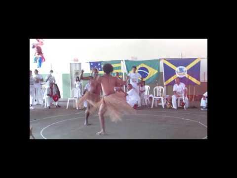 1°evento de capoeira em Edeia Goiás