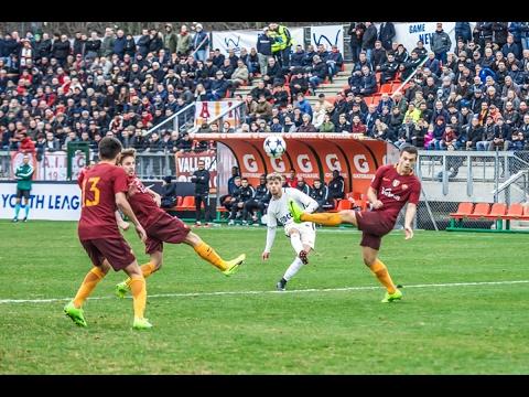 HIGHLIGHTS : AS Roma 1-2 AS Monaco - AS MONACO