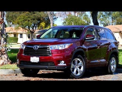 2014 Toyota Highlander Review – Kelley Blue Book