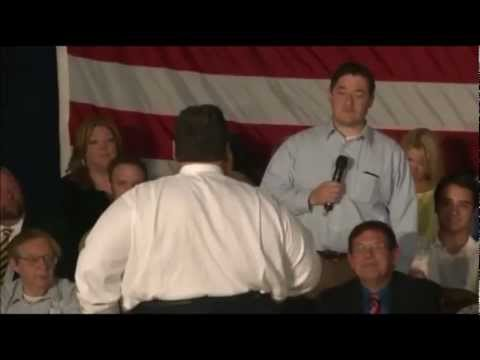ChrisChristieVideos - Chris Christie Asked the VP Question Again.