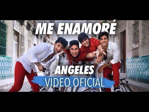 Angeles - Me Enamoré (feat. El Micha) [Video Oficial]