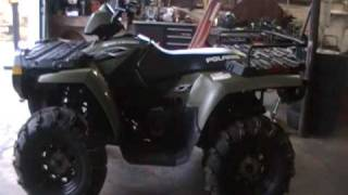 8. Polaris Sportsman 500HO Walk Around