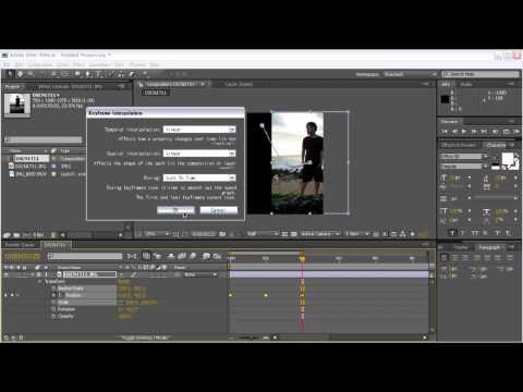 特快車 - After Effects 基礎教學3 - 動畫基礎之關鍵影格