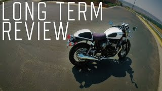 2. Tirumph Thruxton - Long Term Review