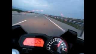 6. Yamaha FZ1 Fazer 2007 top speed